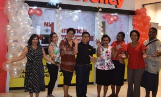 No 1 Currency Opens Branch At TappooCity Lautoka