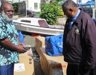 Boat Handover In-time for 3 Maritime Schools