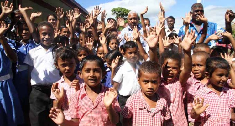 Rebuilt School Blocks Built to Last