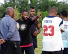 Luveniyali Assists Kickers