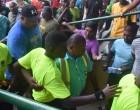 Officials Escorted, Rewa Win