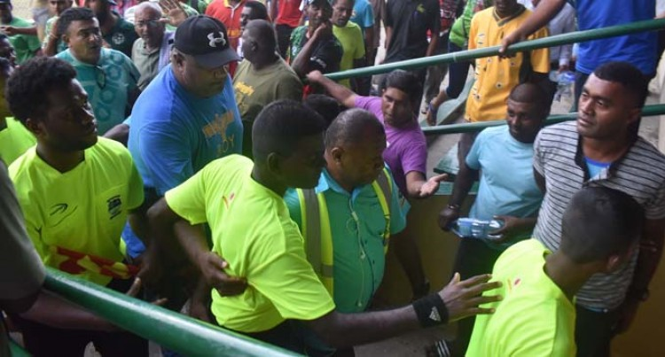 Officials Escorted, Rewa Win