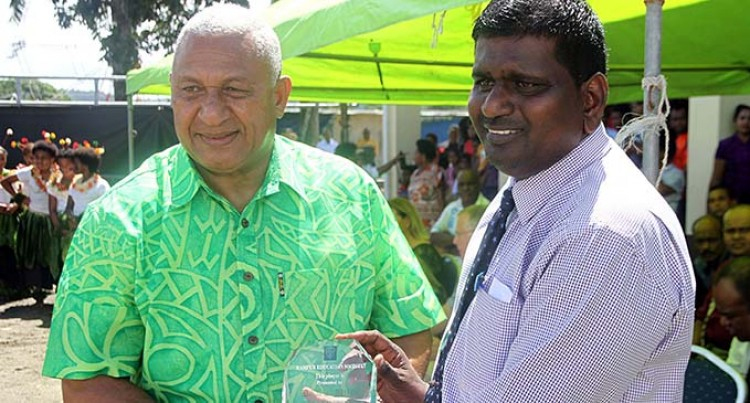 Education a Priority Says PM