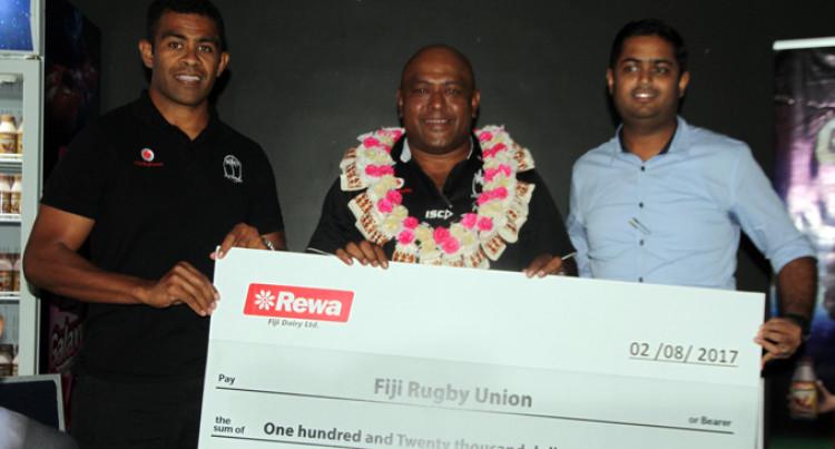 $120K For Rewa Galaxy Kaji Rugby