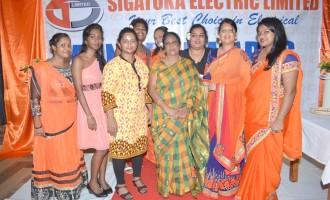 Sigatoka Electric recognise hardworking employees