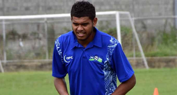 Ba Striker Saula Waqa Scoops Golden Boot Award