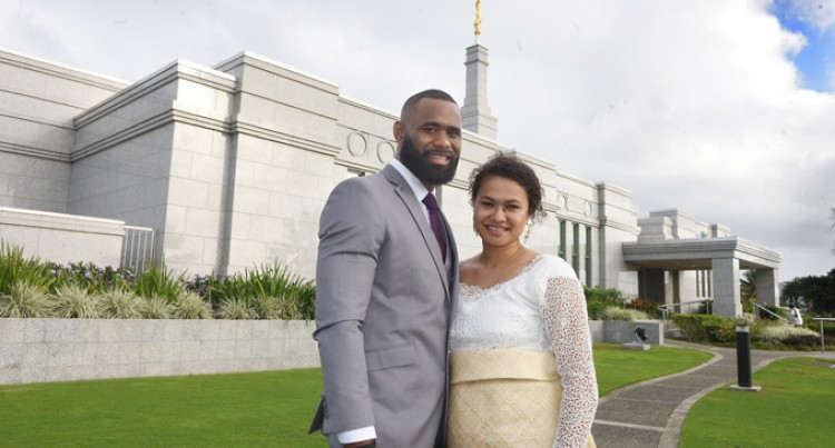 Radradra Weds High School Sweetheart