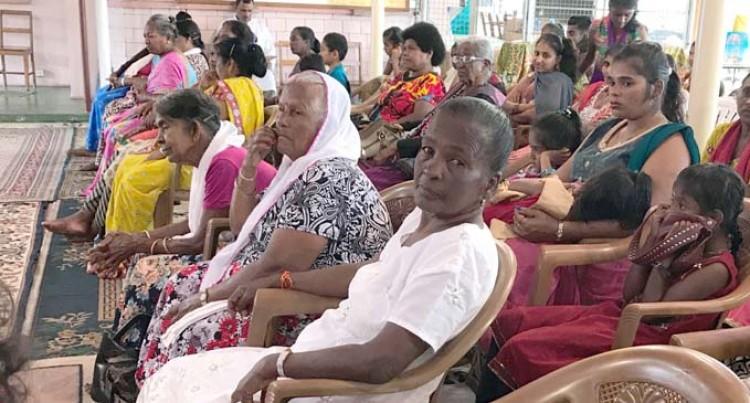 Fiji Sevashram Sangha celebration