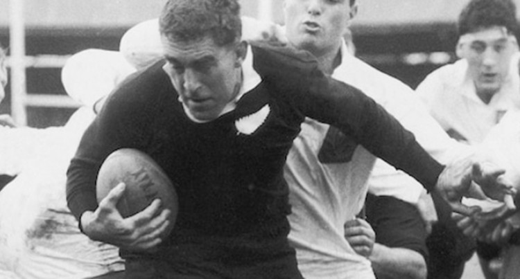 Letter: Sir Colin Meads