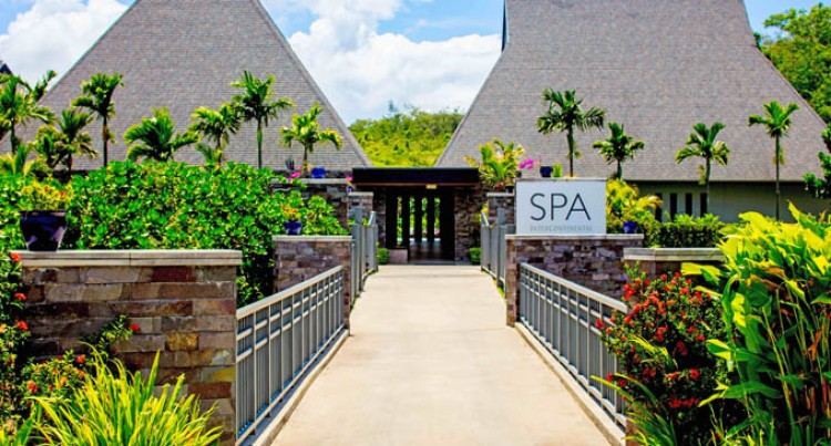 InterContinental  Gets World Luxury Spa Awards