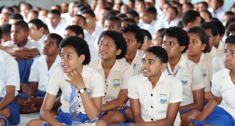 Yasawa North Secondary School Visit Parliament