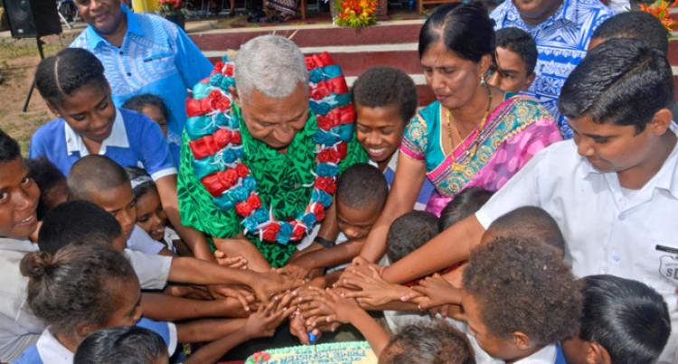Safer Schools Target: PM
