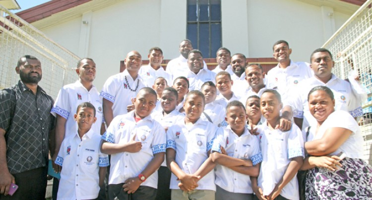 Suva Focus on Coaches