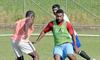 Suva aim to end Blues run