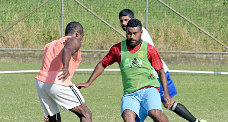 Suva aim to end Blues run