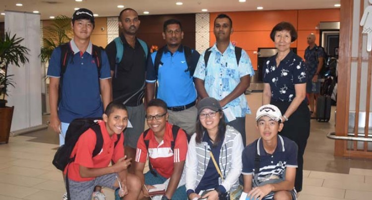 Lee Set For Vanuatu Open