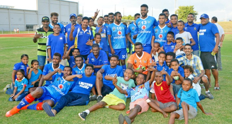 Lautoka Prepare For CvC