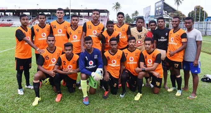 Nukuloa College Win Start