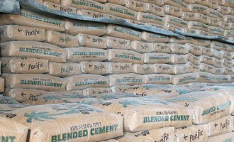 Pacific Cement To Import From Vietnam
