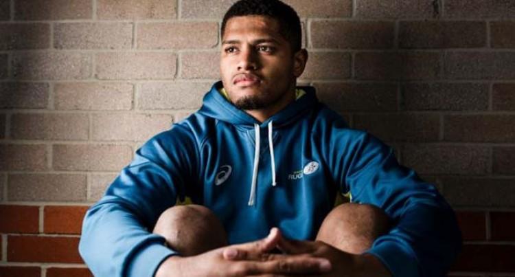 Fijian Flanker For Canberra Vikings