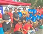 Ex-Rugby Stars Join Walk In Education For The Needy
