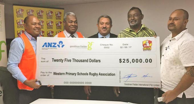 $25K For West Rugby Festival