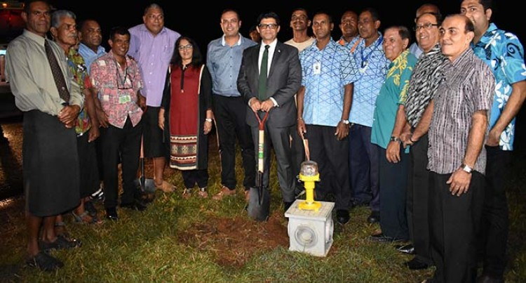 New Runway Lights Project For Labasa Airport Launched