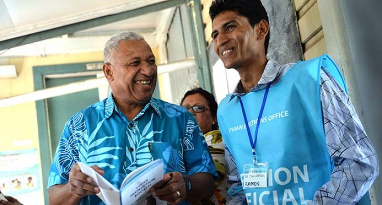 Opinion: Bainimarama – The People's Choice So Far