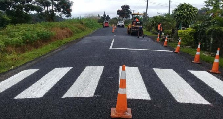 New Road Soon For Wainadoi Old Queens Road to Replace Small Crossing