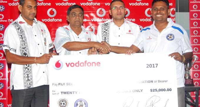 $36k Sponsorship Boost For Secondary Schools Soccer