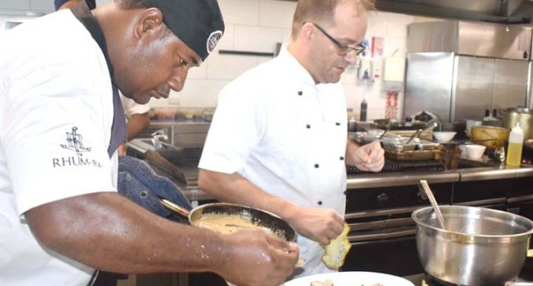 Chef's Table Serves Fine Courses For Good Cause