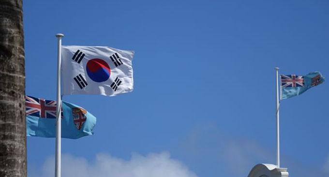 Trade Talks with Korean Ambassador