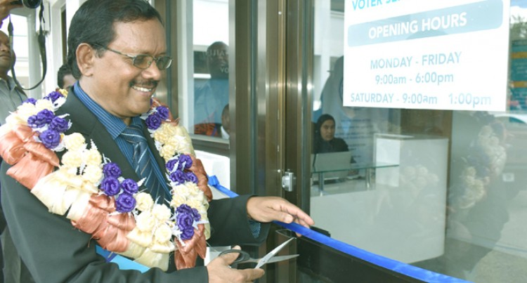 Voter Service Centre Opens In Labasa