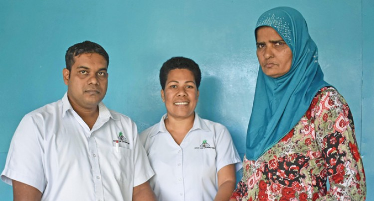 Nisha first in North to get insurance help