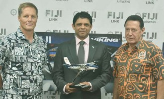 Fiji Link Boosts Fleet