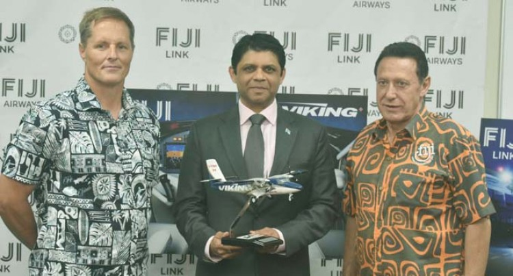 Fiji Link Boosts Fleet