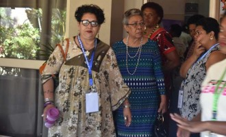 Rights Should Protect Others: Adi Finau