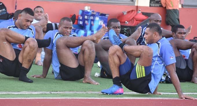 7 Flying Fijians for NRC Debut