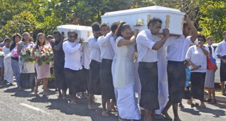 Lautoka Fire Victims Laid to Rest