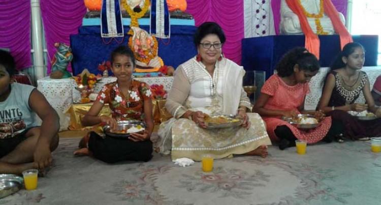 Bhatnagar Marks Centennial Of Bharat Sevashram Sangha