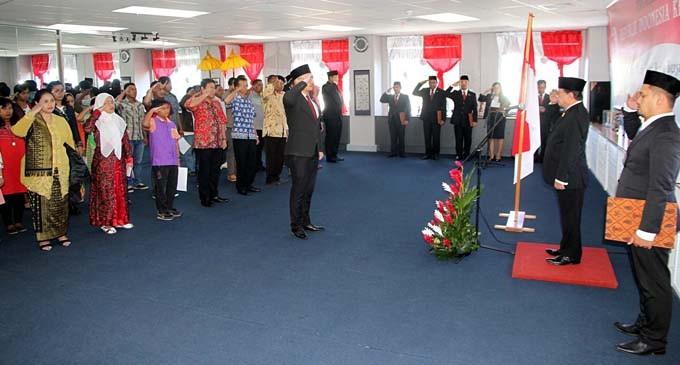 Indonesia Independence Day Celebration Strengthens Relationship