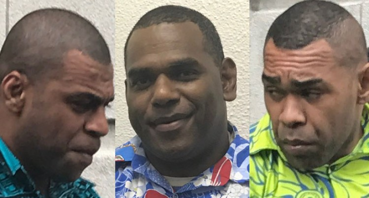 3 Kadavu drug offenders jailed for 16, 14, 8 years respectively