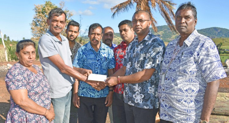Growers' Fund Assists Cane Farmer to Rebuild