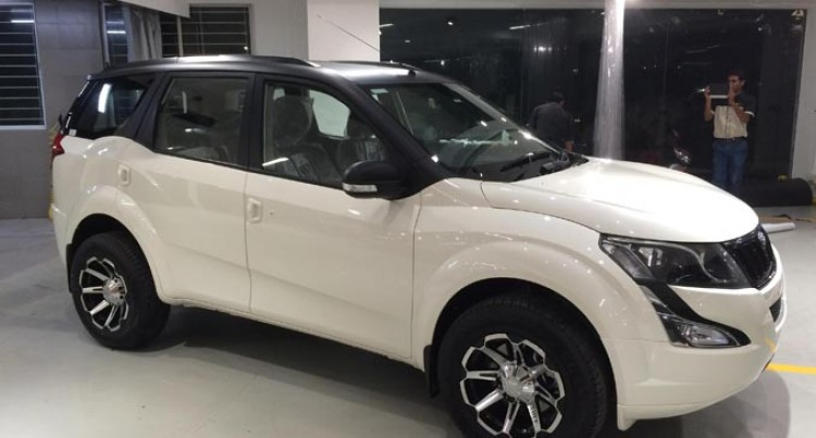 Mahindra XUV500 – Designed to Delight the World
