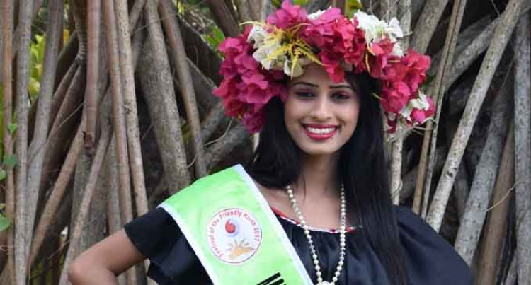 Nurse Chand Hopes To Share Climate Effects On Our Health