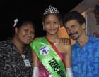 Family Values Help Teen Queen Win Crown