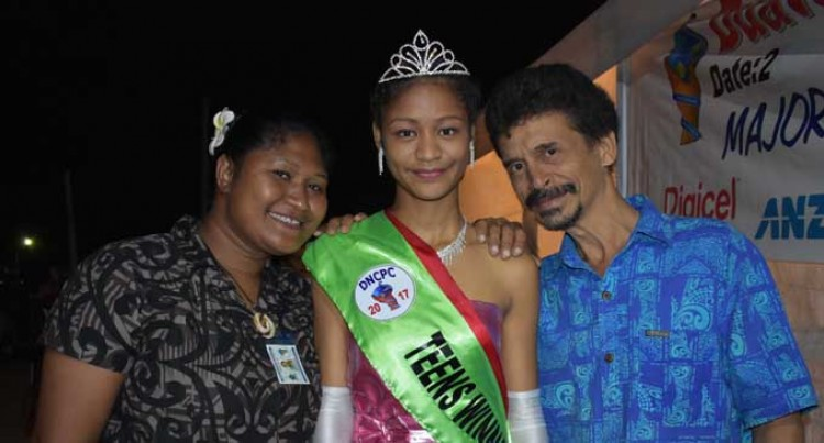 Family Values Help Teen Queen Win Crown
