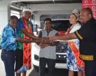 Taveuni Farmer Texted, Drove Away With $75,000 Navara