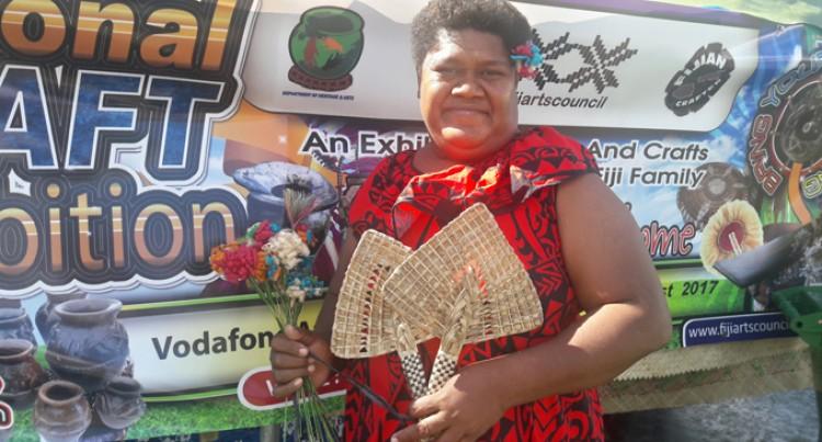 Skills and Drive: Vasemaca Grows Her Handicraft Biz