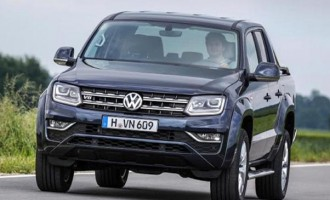 Volkswagen Amarok,  Competent Pickup Truck